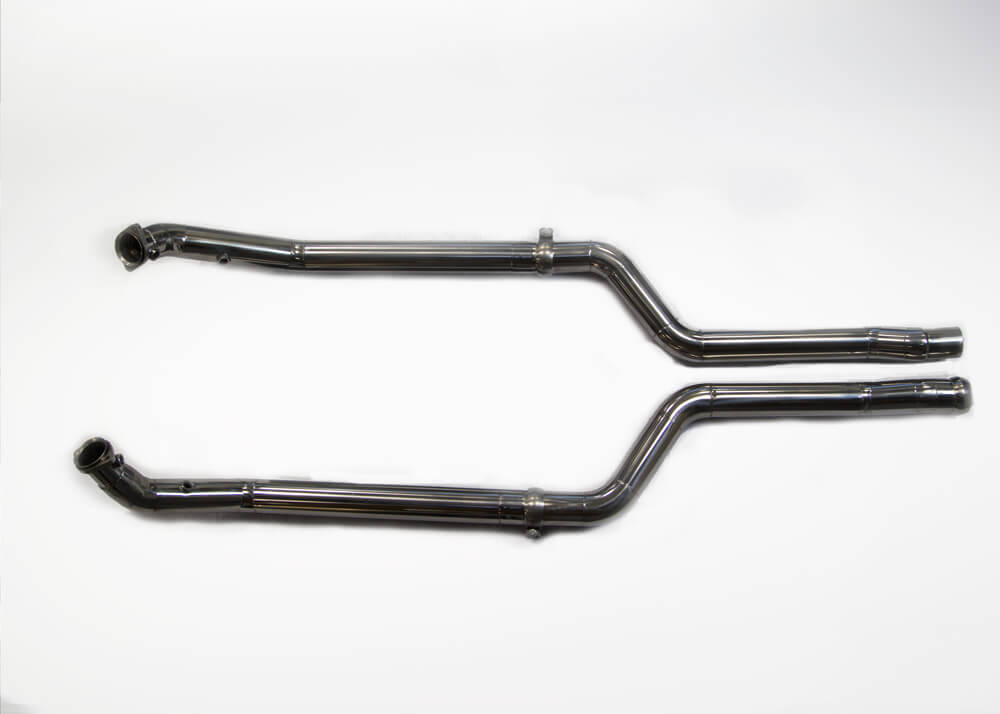 Downpipe Kit M212/18-157/278