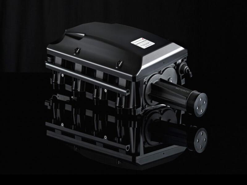 Kleemann Supercharger System M156