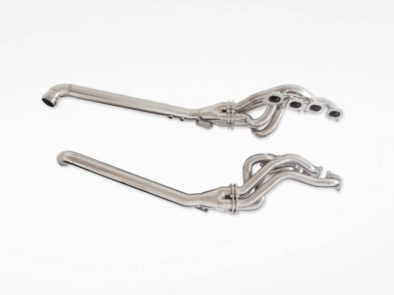 C63 Longtube Headers Cat Free