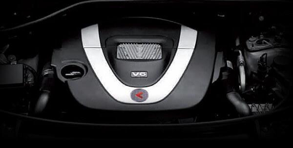 350 V6 (M272)