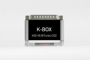 K-Box 400 V6 BiTurbo CGI