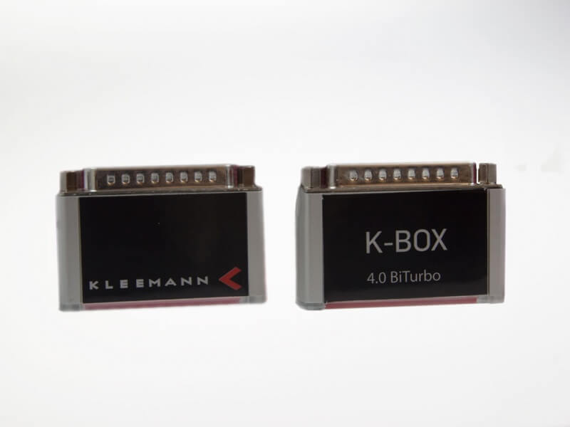 K-BOX V8 AMG 4.0 BiTurbo - 4