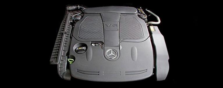 400 V6 BiTurbo CGI (M276)