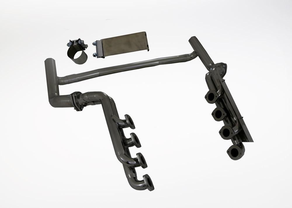 Header Kit W463 (M113K)
